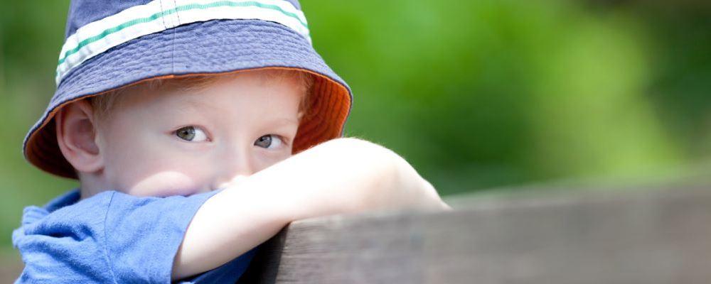 如何定义宝宝性格是否内向 宝宝性格内向的原因
